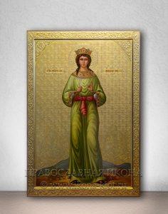 Икона «Анастасия Романова, мученица» (образец №4)