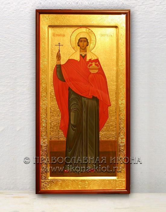 Икона «Анастасия Узорешительница, великомученица» (образец №10)