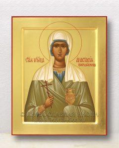 Икона «Анастасия Узорешительница, великомученица» (образец №13)
