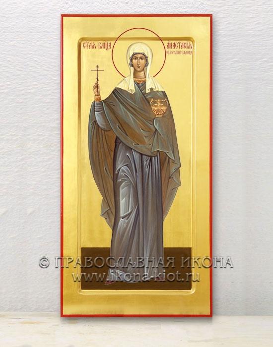 Икона «Анастасия Узорешительница, великомученица» (образец №2)