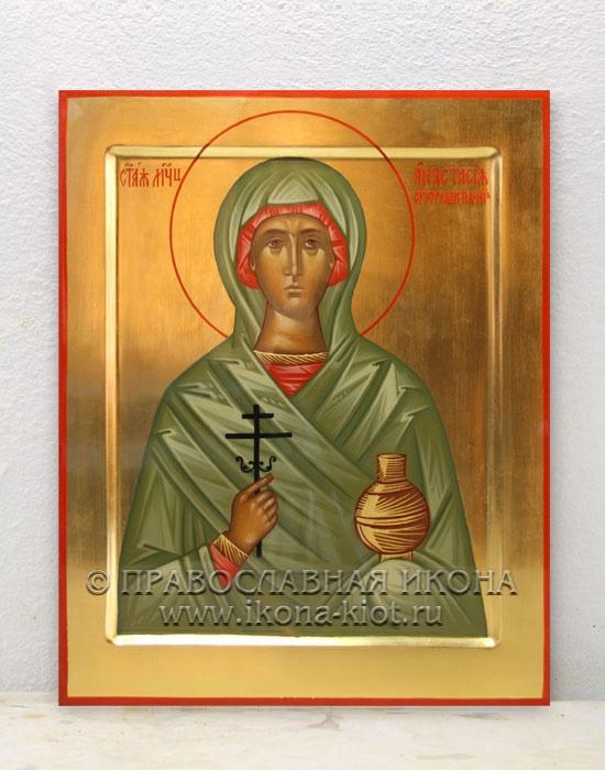 Икона «Анастасия Узорешительница, великомученица» (образец №4)