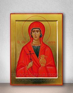 Икона «Анастасия Узорешительница, великомученица» (образец №6)