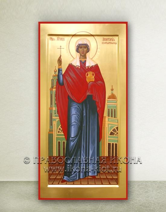Икона «Анастасия Узорешительница, великомученица» (образец №8)