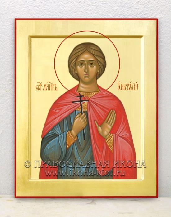Икона «Анатолий Никейский, мученик» (образец №1)