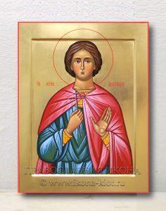 Икона «Анатолий Никейский, мученик» (образец №4)