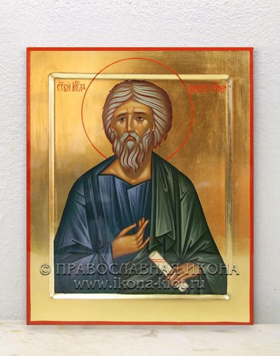 Икона «Андрей Первозванный, апостол» (образец №1)