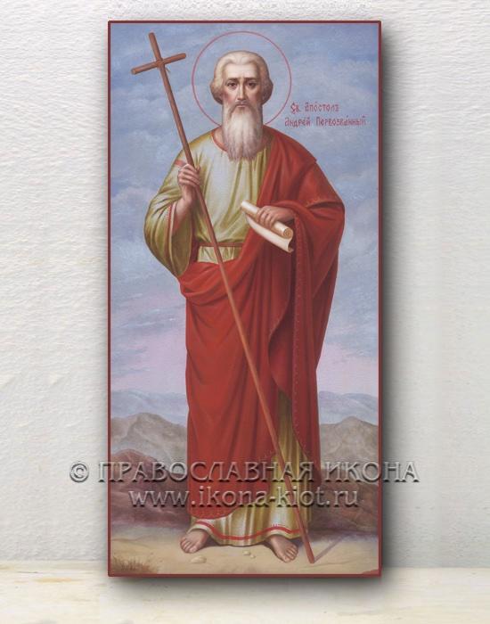 Икона «Андрей Первозванный, апостол» (образец №15)
