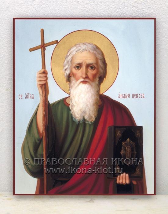 Икона «Андрей Первозванный, апостол» (образец №4)