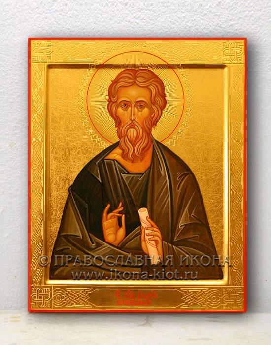 Икона «Андрей Первозванный, апостол» (образец №16)