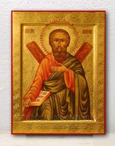 Икона «Андрей Первозванный, апостол» (образец №18)