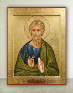 Икона «Андрей Первозванный, апостол» (образец №6)