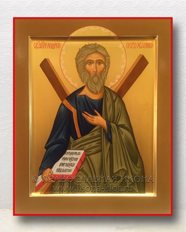 Икона «Андрей Первозванный, апостол» (образец №19)