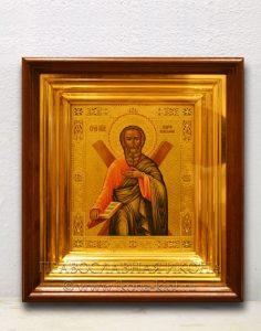Икона «Андрей Первозванный, апостол» (образец №20)