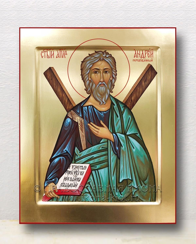 Икона «Андрей Первозванный, апостол» (образец №21)