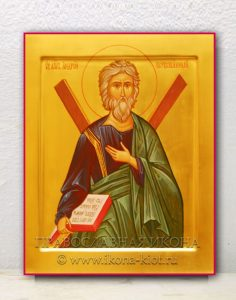 Икона «Андрей Первозванный, апостол» (образец №7)