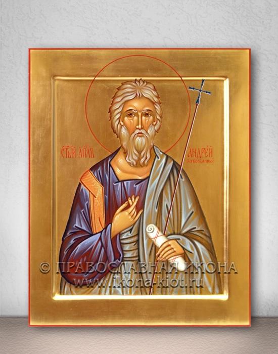 Икона «Андрей Первозванный, апостол» (образец №9)