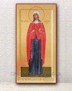 Икона «Анфиса Римская, мученица» (образец №2)