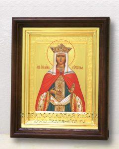 Икона «Ангелина Сербская» (образец №10)