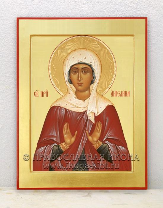 Икона «Ангелина Сербская» (образец №3)