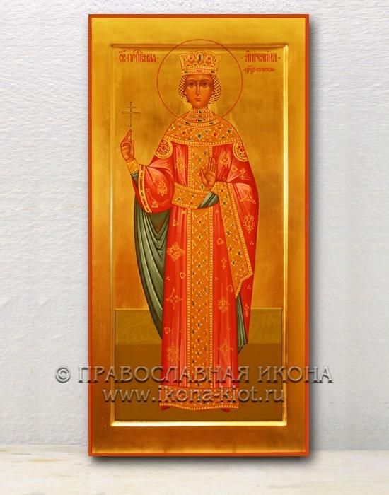 Икона «Ангелина Сербская» (образец №4)