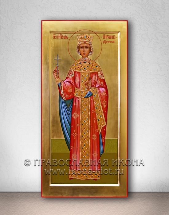 Икона «Ангелина Сербская» (образец №5)