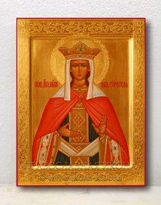 Икона «Ангелина Сербская» (образец №7)