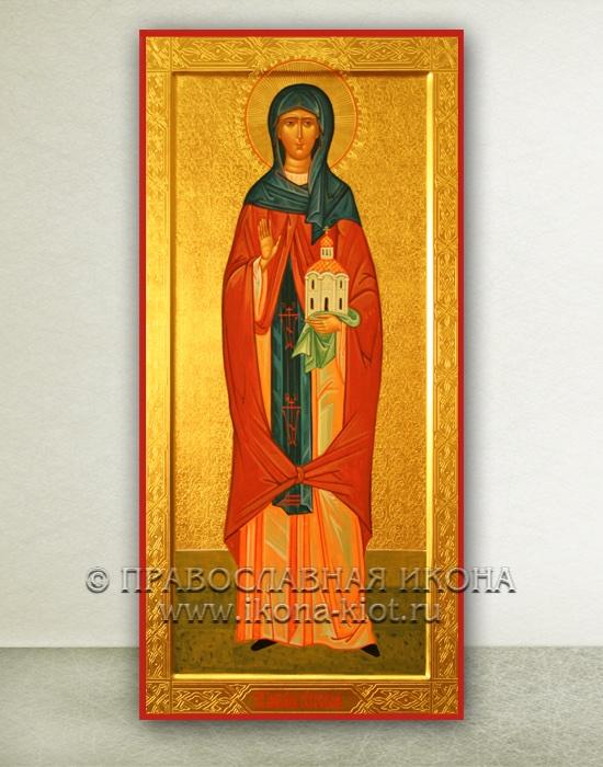 Икона «Ангелина Сербская» (образец №8)