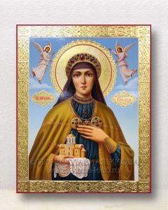 Икона «Ангелина Сербская» (образец №9)