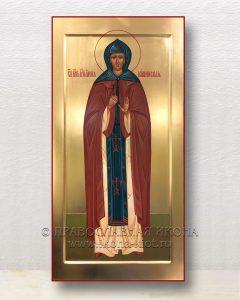 Икона «Анна Кашинская, княгиня» (образец №2)