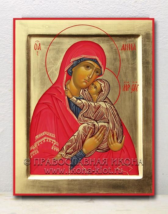 Икона «Анна Праведная, мать Богородицы» (образец №3)