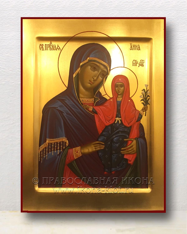 Икона «Анна Праведная, мать Богородицы» (образец №2)