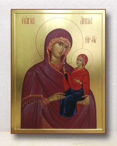 Икона «Анна Праведная, мать Богородицы» (образец №1)