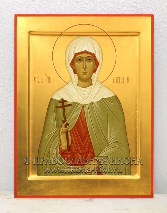 Икона «Антонина, мученица» (образец №1)