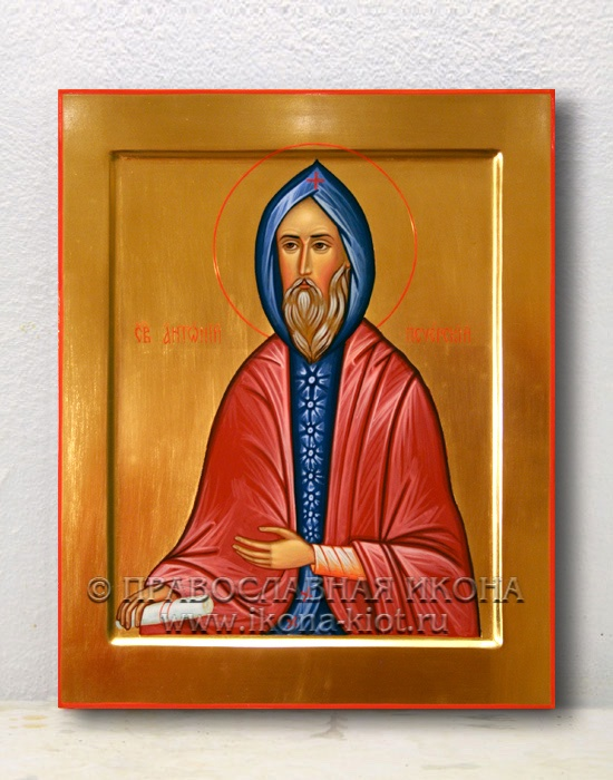 Икона «Антоний Печерский» (образец №1)
