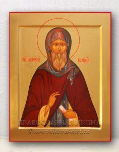 Икона «Антоний Великий» (образец №2)