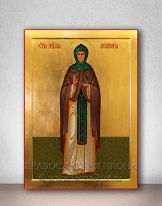 Икона «Аполлинария, преподобная» (образец №3)