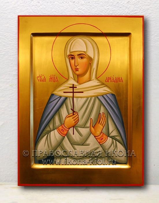 Икона «Ариадна Промисская, мученица» (образец №1)