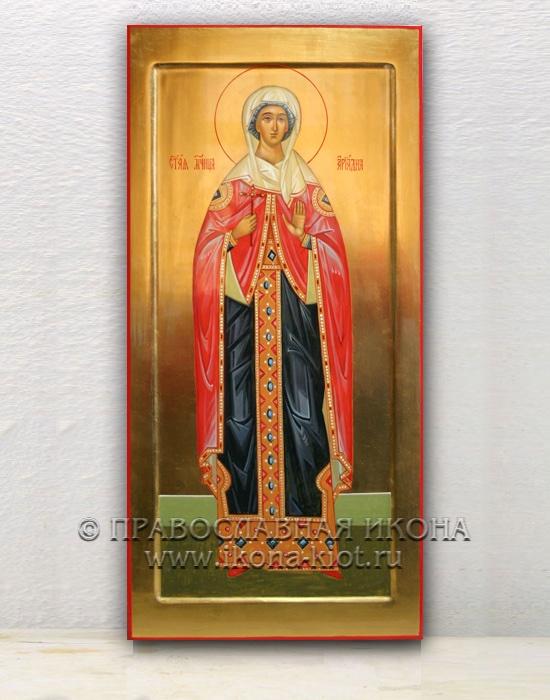 Икона «Ариадна Промисская, мученица» (образец №3)
