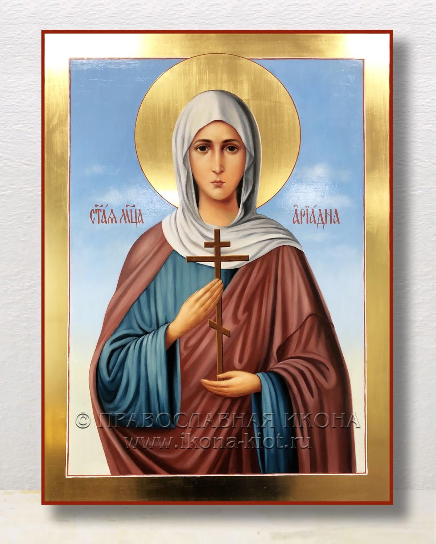 Икона «Ариадна Промисская, мученица» (образец №9)