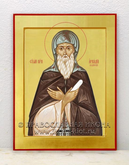 Икона «Аркадий Болдинский, преподобный»