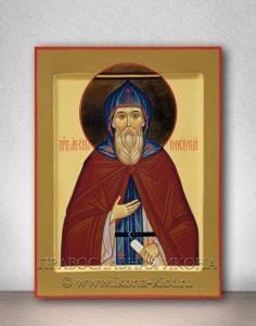 Икона «Арсений Коневский» (образец №4)