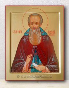 Икона «Арсений Великий» (образец №3)
