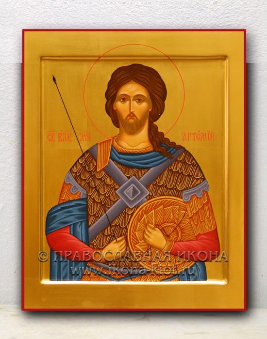 икона артемия: