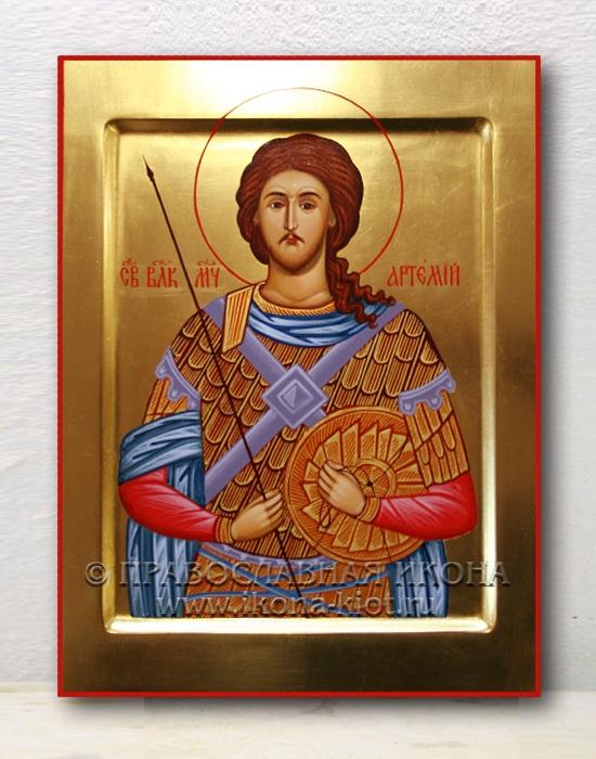 Икона «Артемий Антиохийский» (образец №2)