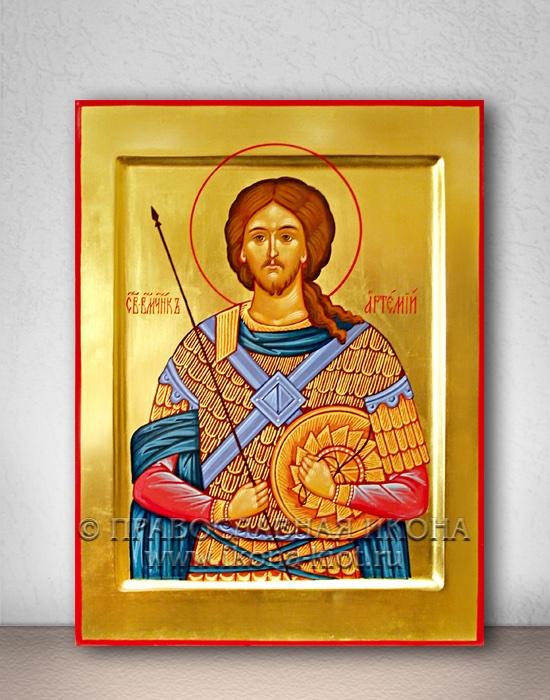 Икона «Артемий Антиохийский» (образец №5)