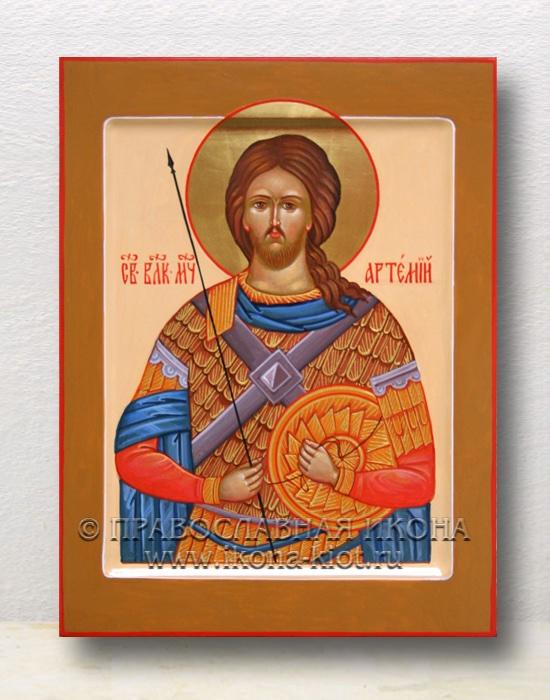 Икона «Артемий Антиохийский» (образец №6)
