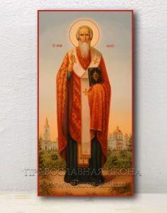 Икона «Артемий Солунский, святитель» (образец №2)
