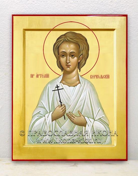 Икона «Артемий Веркольский, мученик» (образец №2)