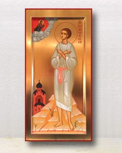 Икона «Артемий Веркольский, мученик» (образец №7)