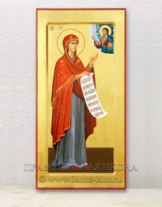 Икона «Боголюбская Божия Матерь»